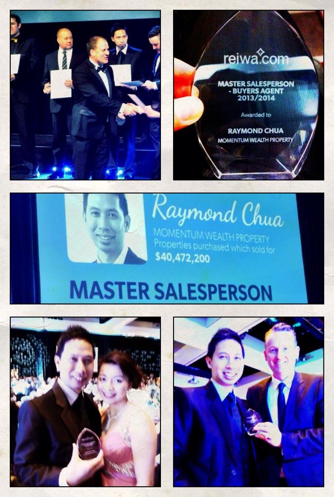 REIWA Master Salesperson 2014