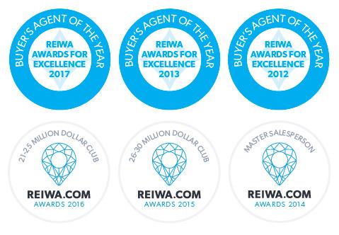 buyers agent awards